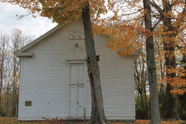 Old Bethel Methodist Church.